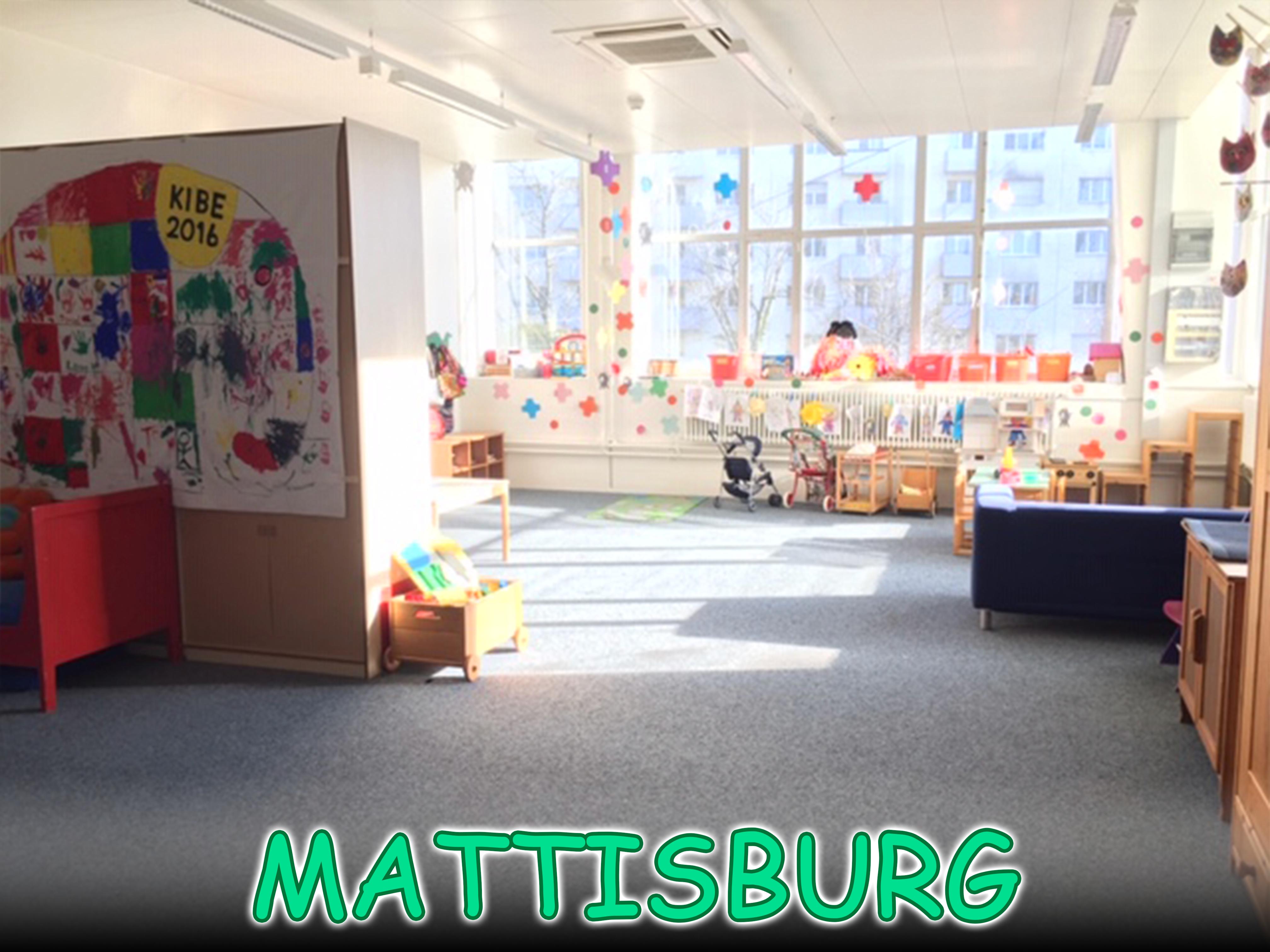 ELCH ELtern Centrum Hirzbrunnen / Mattisburg / Villa Kunterbunt / Lönneberga / Küche