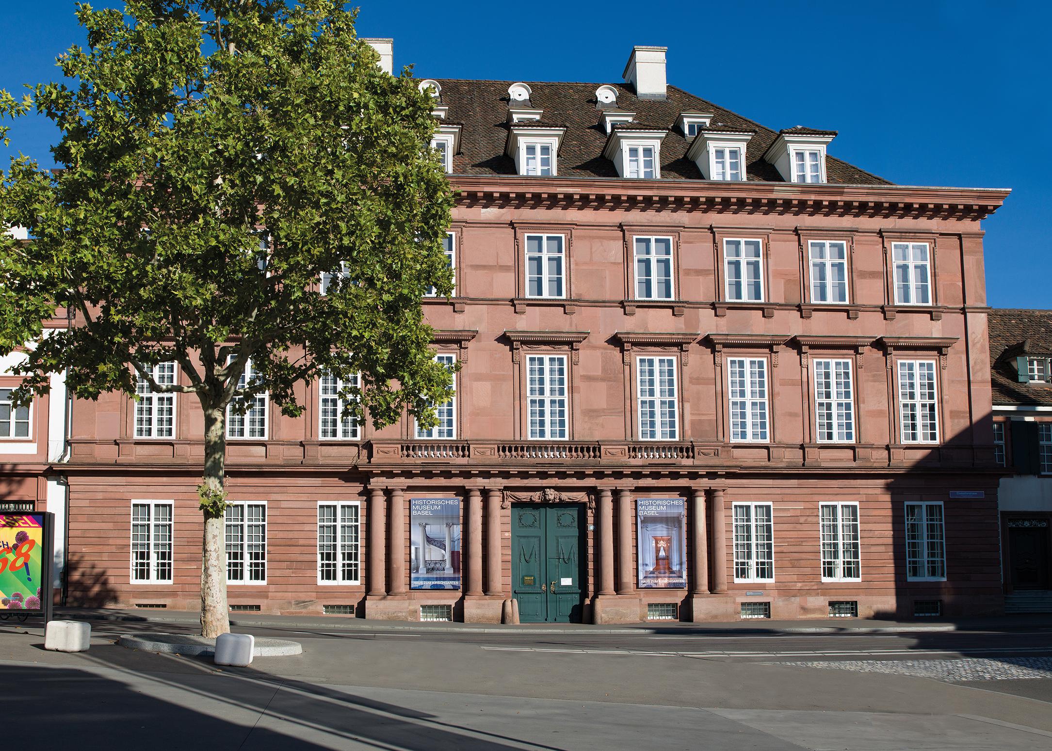 Haus zum Kirschgarten - Historisches Museum Basel – Haus zum Kirschgarten